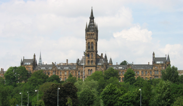 Glasgow University - Attribution:  Michael Hanselmann  Licence: CC 3.0  https://creativecommons.org/licenses/by-sa/3.0/deed.en  Source:   https://commons.wikimedia.org/wiki/File:Glasgowuniversity.jpg